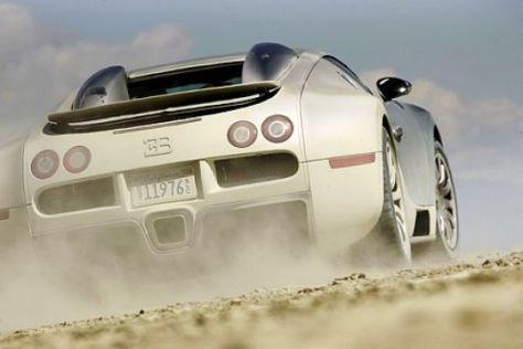 Fahrbericht Bugatti Veyron 16.4