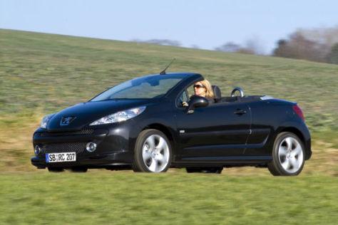 Peugeot 207 CC RC-line