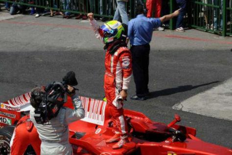 Formel 1, Felipe Massa, Ferrari