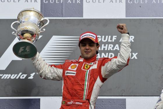 Nach dem GP von Bahrain wird deutlich, dass Felipe Massa nicht als Hinterherfahrer in die Formel-1-Saison 2008 gegangen ist.