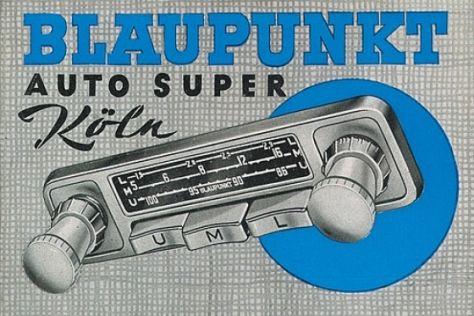 50 Jahre Transistor-Autoradio