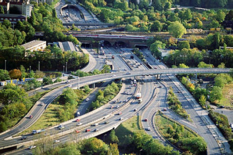 Privatisierung der Autobahn