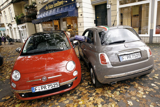 Fiat 500 1.3 Multijet Fiat 500 1.2 8V