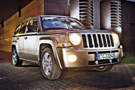 Jeep Patriot Eco+