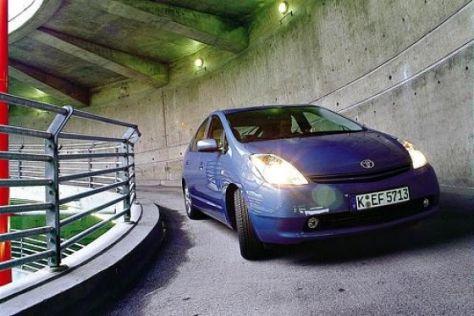 Service-Aktion Toyota Prius