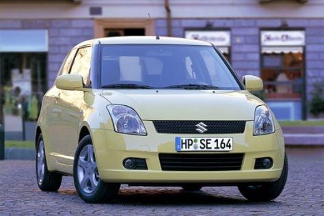 Neues vom Suzuki Swift