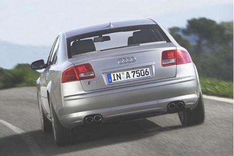 Audi S8 mit V10