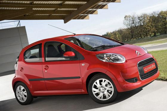Knauserig: Der 68 PS starke Einliter-Benziner kommt mit 4,5 Litern Benzin auf 100 Kilometern aus.