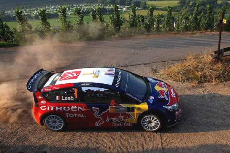 WRC-Rallye-Weltmeisterschaft 2009, Rennkalender