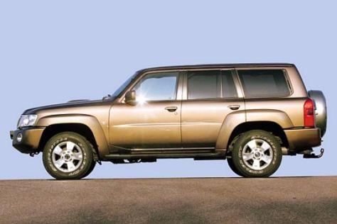 Test Nissan Patrol 3.0 Di
