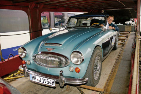 Jan Hofer Austin Healey 3000 MK III