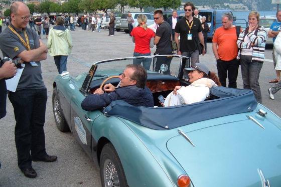 Jan Hofer Austin Healey 3000 MK III