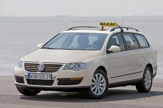 VW Passat Variant Taxi