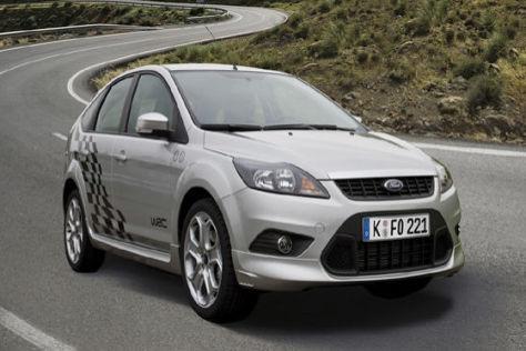 Ford Focus Sondermodell Ralli