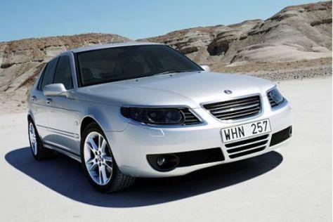 Neue Generation Saab 9-5
