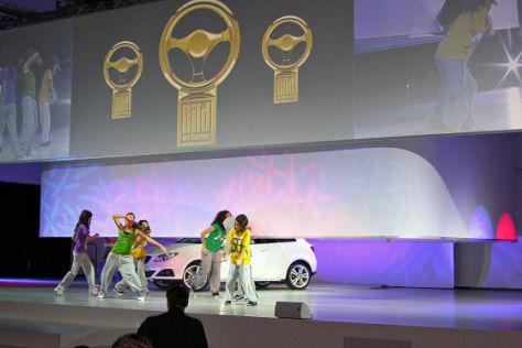 Goldenes Lenkrad 2008