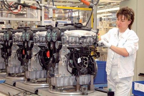 Volkswagen setzt auf Common-Rail-Diesel
