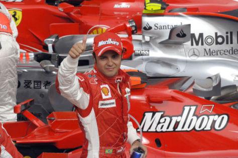 Formel 1, Scuderia Ferrari, Felipe Massa