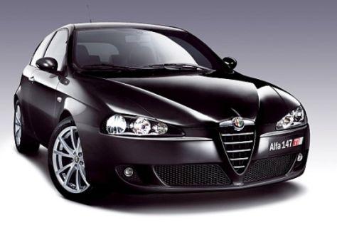 Alfa 147 Limited TI