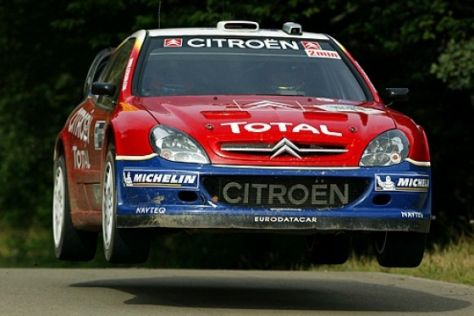 Korsika-Rallye 2005
