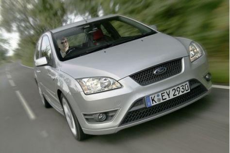 Fahrbericht Ford Focus ST