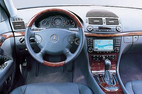 Mercedes E  Kompressor Probleme