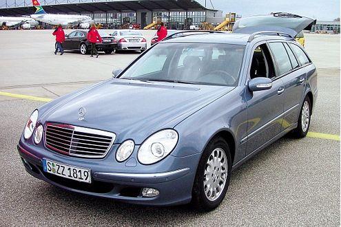 Kraftstoffleitung Mercedes  Cdi