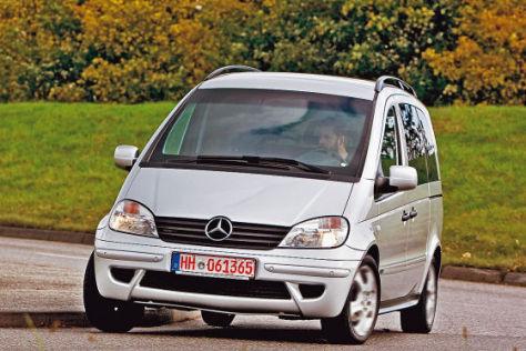 Mercedes-Benz Vaneo W 414
