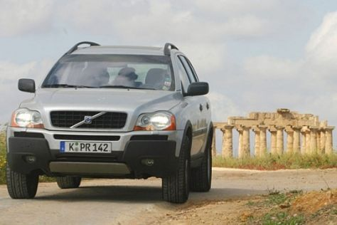 Dauertest Volvo XC90 D5 Comfort