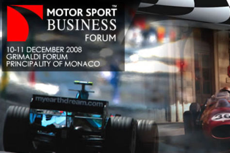 Motor Sport Business Forum 2008