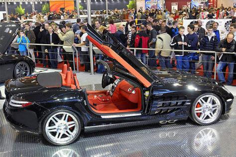 Essen Motor Show 2008