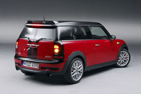 Mini Clubman John Cooper Works