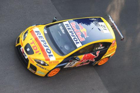 WTCC, Yvan Muller, Seat Leon TDI