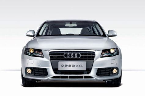 Audi A4L für China