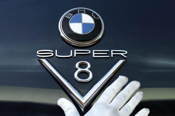 Die Nacht der weißen Handschuhe im BMW-Museum