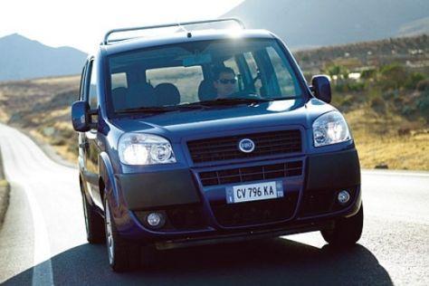 Fahrbericht Fiat Doblò