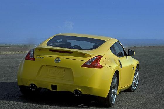 Nissan 370 Z Coupé