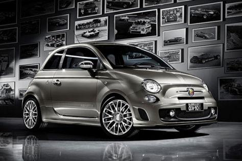 Fiat 500 Abarth DA 0 A 100