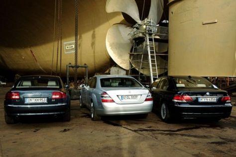 Treffen der deutschen Luxusliner