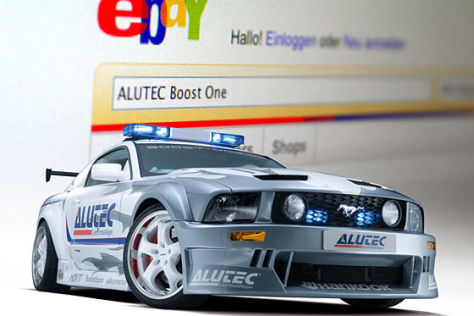 Alutec Mustang Boost One