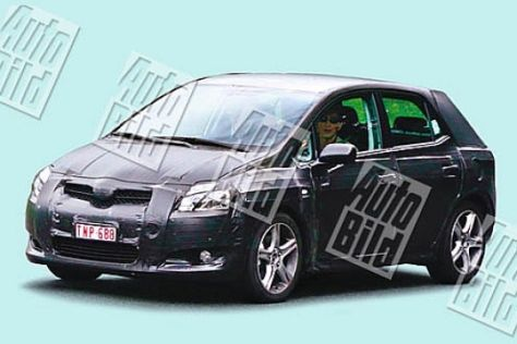 Neuer Toyota Corolla