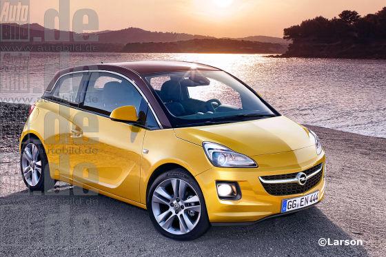 Opel Adam (2013)
