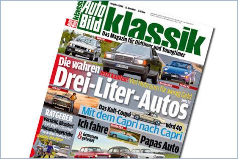 AUTO BILD KLASSIK 4/2008
