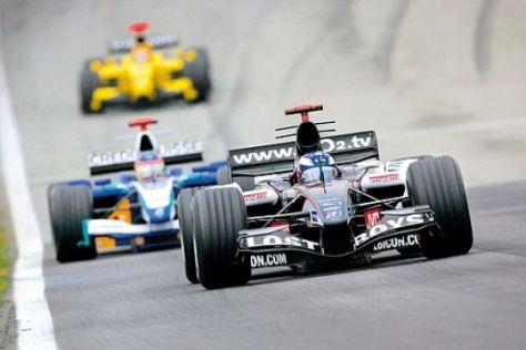 Formel 1 im Wandel