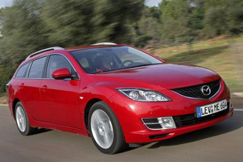Mazda6 Sport Kombi 2.2 MZR-CD
