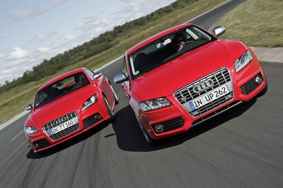 Audi TTS Audi S5