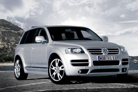VW Touareg W12 Sport Edition