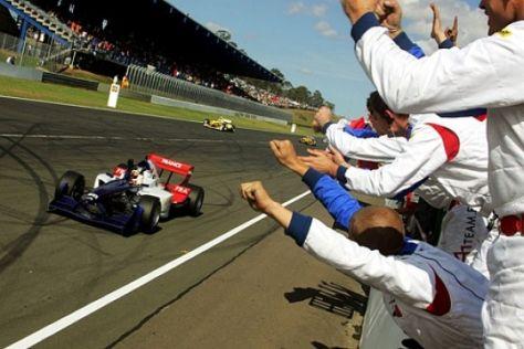 A1GP 2005: 4. Lauf in Australien