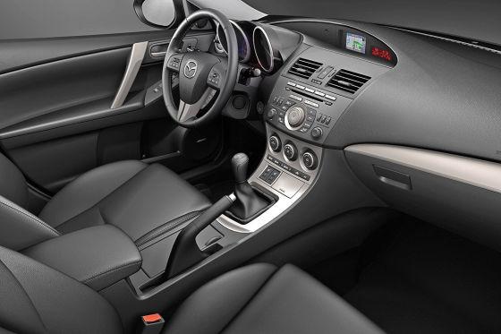 Mazda3, Innenraum