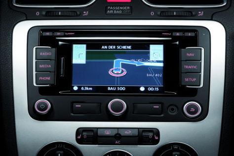 Volkswagen Navigationssystem RNS 310